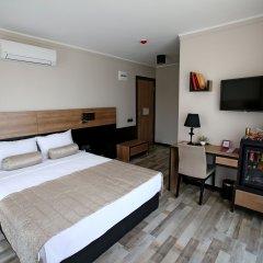 Kalevera Hotel сейф в номере