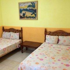 Отель Las Salinas Сиуатанехо комната для гостей фото 4