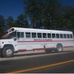 Hotel Real de Chapultepec городской автобус