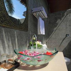 Отель The Villa Laemhin Lagoon Resort ванная фото 2