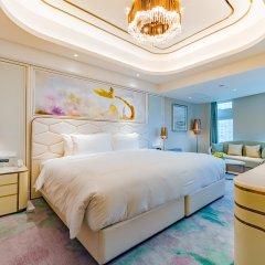 Radisson Blu Plaza Xing Guo Hotel комната для гостей
