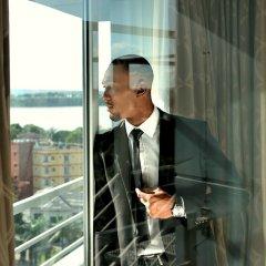 Отель Pullman Kinshasa Grand Hotel Республика Конго, Киншаса - отзывы, цены и фото номеров - забронировать отель Pullman Kinshasa Grand Hotel онлайн приотельная территория