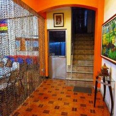 Отель Maribago Seaview Pension and Spa Филиппины, Лапу-Лапу - отзывы, цены и фото номеров - забронировать отель Maribago Seaview Pension and Spa онлайн балкон