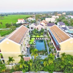 Отель Hoi An Field Boutique Resort & Spa бассейн