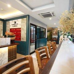 Отель Pannee Residence at Dinsor Таиланд, Бангкок - отзывы, цены и фото номеров - забронировать отель Pannee Residence at Dinsor онлайн интерьер отеля фото 3