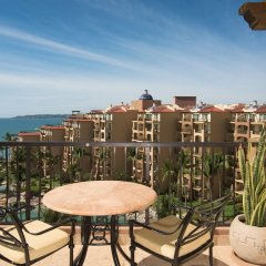 Отель Villa del Palmar Beach Resort and Spa, Puerto Vallarta балкон