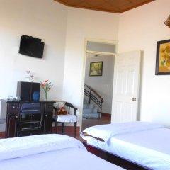 Отель Miami Da Lat Villa Nguyen Diep Далат удобства в номере