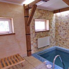 Гостиница Gorgany бассейн фото 2