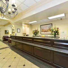 Отель Days Inn by Wyndham Washington DC/Connecticut Avenue интерьер отеля фото 3