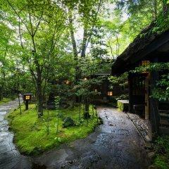 Отель Kurokawa Onsen Oyado Noshiyu Япония, Минамиогуни - отзывы, цены и фото номеров - забронировать отель Kurokawa Onsen Oyado Noshiyu онлайн фото 11