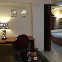 Отель Grand Arjun Индия, Райпур - отзывы, цены и фото номеров - забронировать отель Grand Arjun онлайн интерьер отеля