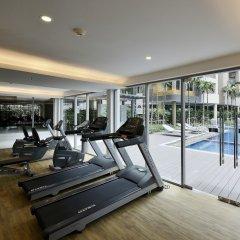 Отель Siamese Nanglinchee Бангкок фитнесс-зал