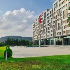 Miracle Istanbul Asia Турция, Стамбул - 1 отзыв об отеле, цены и фото номеров - забронировать отель Miracle Istanbul Asia онлайн спортивное сооружение