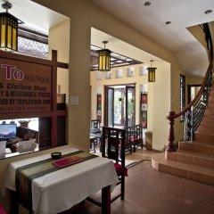 Отель Thien Thanh Boutique Хойан спа фото 2