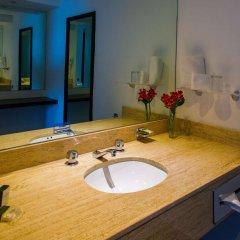 Отель Best Western Plus Puebla ванная