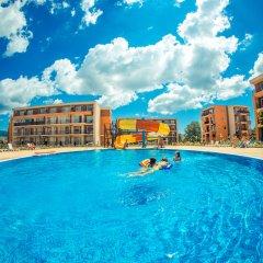 Отель Holiday Fort Golf Club Солнечный берег бассейн