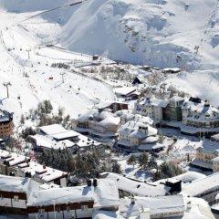 Отель Apartamentos Sierra Nevada 3000