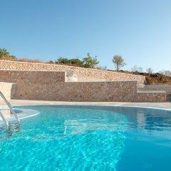 Отель Moonlight Apartments Греция, Остров Санторини - отзывы, цены и фото номеров - забронировать отель Moonlight Apartments онлайн бассейн фото 3