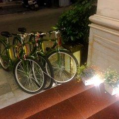Отель Golden Cyclo Ханой спортивное сооружение