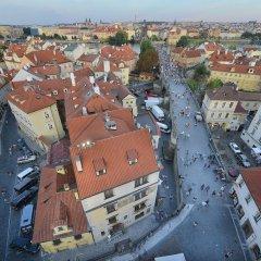 Hotel U Tri Pstrosu Прага фото 9