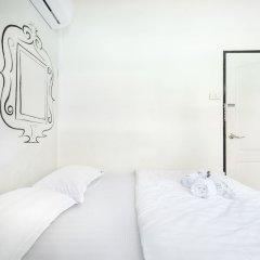 Sloth Hostel Бангкок комната для гостей