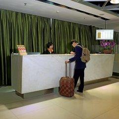 Отель 4th Zhongshan Road Garden Inn интерьер отеля фото 2