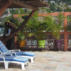 Hotel Savaro пляж