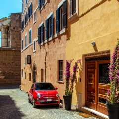 Отель The Inn At The Roman Forum Рим парковка