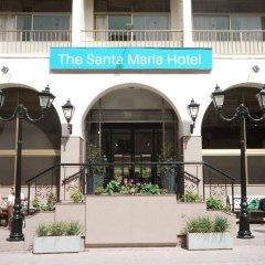 Отель Blue Sea Santa Maria Hotel Мальта, Буджибба - 8 отзывов об отеле, цены и фото номеров - забронировать отель Blue Sea Santa Maria Hotel онлайн вид на фасад