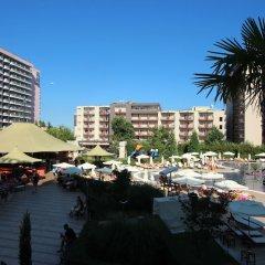 Отель Menada Apartments in Royal Beach Resort Болгария, Солнечный берег - отзывы, цены и фото номеров - забронировать отель Menada Apartments in Royal Beach Resort онлайн приотельная территория фото 2