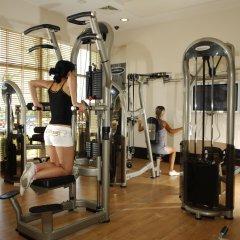 Sunis Kumköy Beach Resort Hotel & Spa – All Inclusive фитнесс-зал