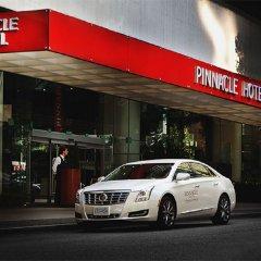 Отель Pinnacle Hotel Harbourfront Канада, Ванкувер - отзывы, цены и фото номеров - забронировать отель Pinnacle Hotel Harbourfront онлайн городской автобус