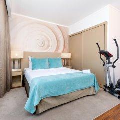 Отель TRYP Lisboa Oriente Hotel Португалия, Лиссабон - отзывы, цены и фото номеров - забронировать отель TRYP Lisboa Oriente Hotel онлайн фитнесс-зал фото 2