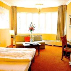 Отель Villa St. Tropez Прага комната для гостей
