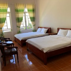 Ngoc Loan Hostel Далат комната для гостей фото 3