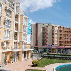 Apart Hotel Flores Park Солнечный берег бассейн