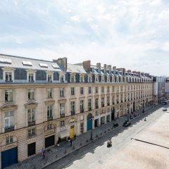 Отель Luxury 2 Bedroom With AC - Louvre & Champs Elysees Париж