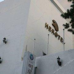 Отель Daegu Goodstay Herotel Южная Корея, Тэгу - отзывы, цены и фото номеров - забронировать отель Daegu Goodstay Herotel онлайн спортивное сооружение