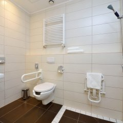 Promenade City Hotel Будапешт ванная