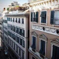 Гостевой Дом Lussuosa Dimora San Lorenzo Cattedrale Ascuario Генуя балкон