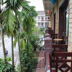 Thanhbinh Ii Antique Hotel Хойан балкон