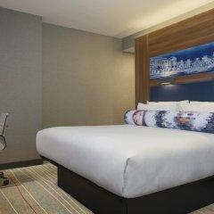 Гостиница Aloft Kiev комната для гостей фото 3