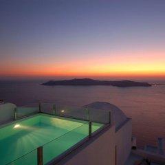 Отель Heliotopos Hotel Греция, Остров Санторини - отзывы, цены и фото номеров - забронировать отель Heliotopos Hotel онлайн бассейн
