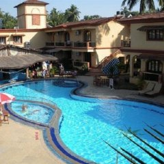 Отель Resort Terra Paraiso Индия, Гоа - отзывы, цены и фото номеров - забронировать отель Resort Terra Paraiso онлайн с домашними животными