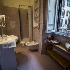 Отель B&B La Porticella ванная