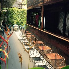 Отель Blue Chang House Бангкок гостиничный бар