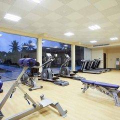 Отель Centara Ceysands Resorts And Spa Шри-Ланка, Бентота - отзывы, цены и фото номеров - забронировать отель Centara Ceysands Resorts And Spa онлайн фитнесс-зал
