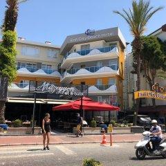 Arsi Enfi City Beach Hotel городской автобус