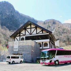 Отель KUMOI Камикава городской автобус