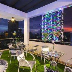 Отель Hoang Dung Hotel – Hong Vina Вьетнам, Хошимин - отзывы, цены и фото номеров - забронировать отель Hoang Dung Hotel – Hong Vina онлайн гостиничный бар